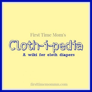 First Time Mom Hand Washing Cloth Diapers