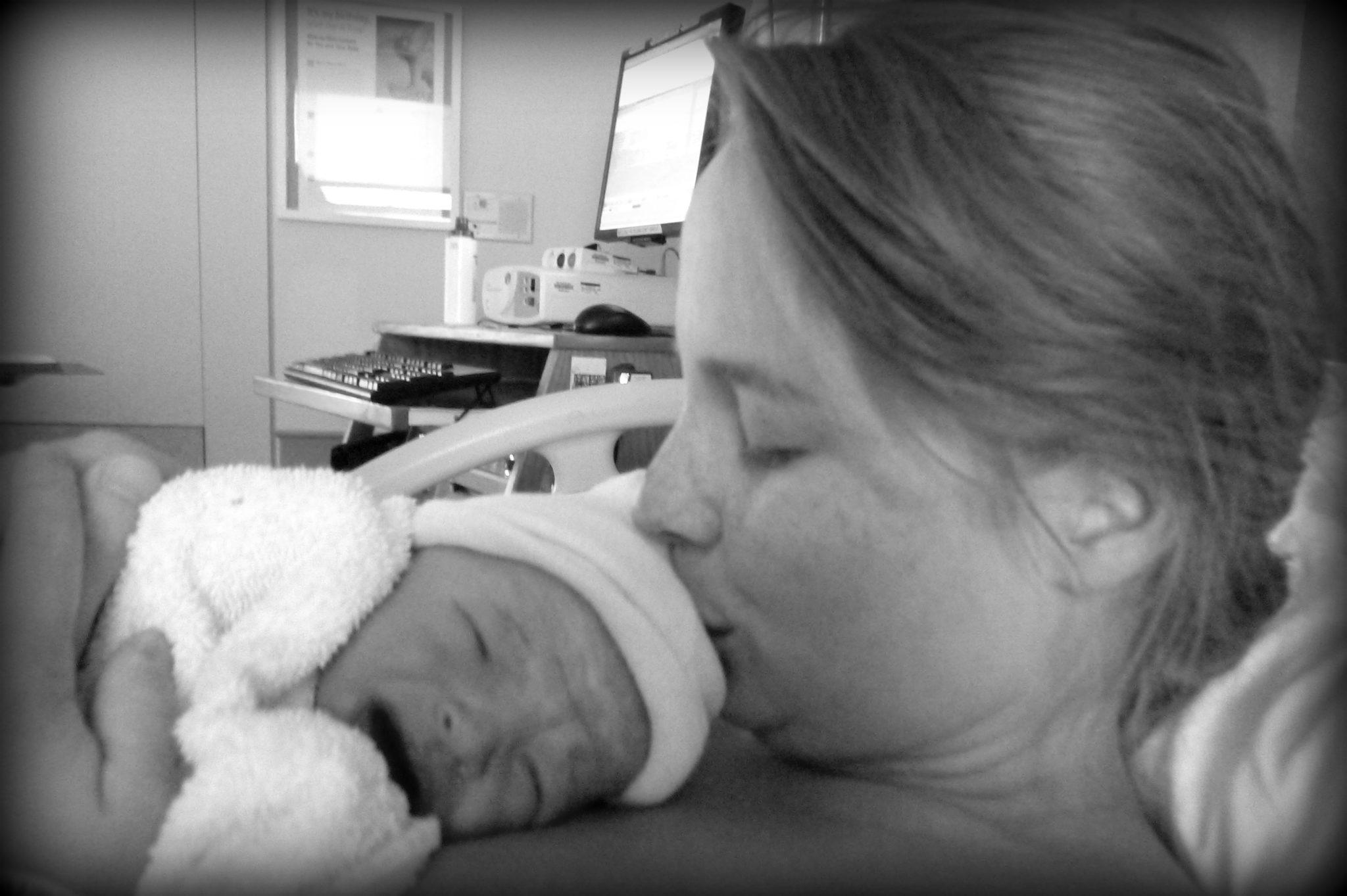 My Natural Birth: Delivery at the Hospital