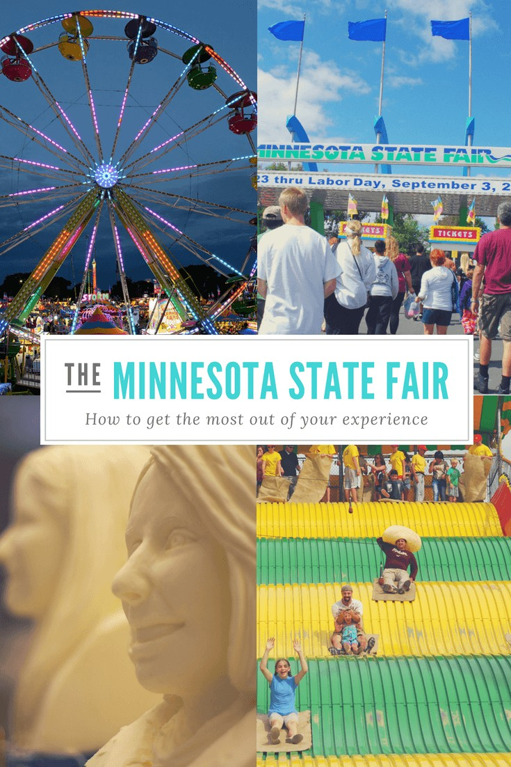 How to plan your Minnesota State Fair visit. Deals, new foods, how to save money