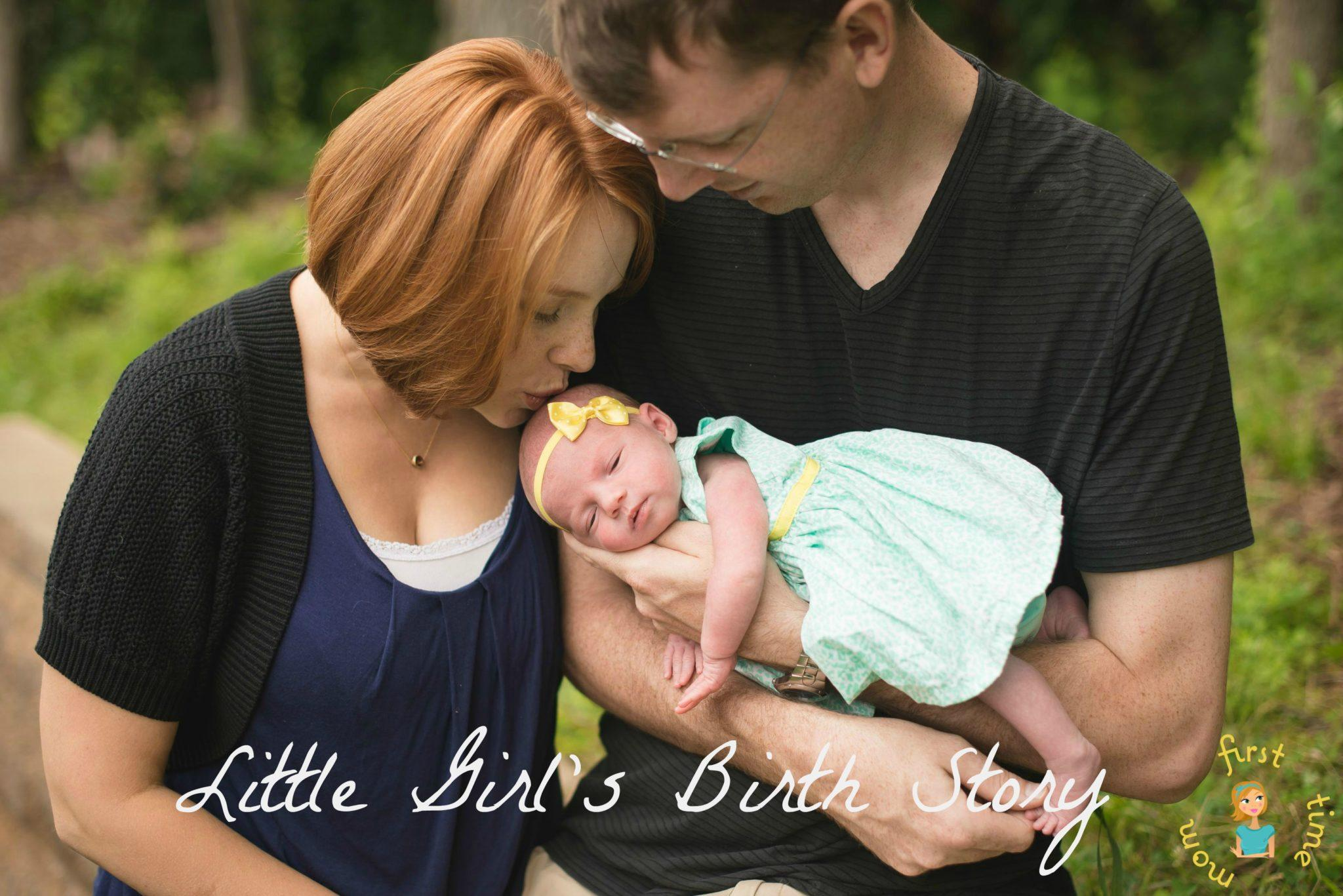 My Baby's Natural Labor & Delivery: A Birth Story