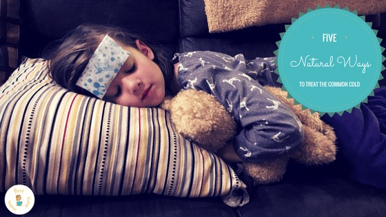 5 Natural Ways to Treat the Common Cold