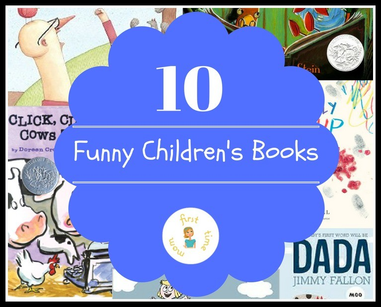 10 Funny Children's Books You Need to Own