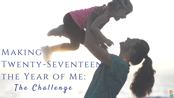 Making Twenty-Seventeen the Year of Me: The Challenge