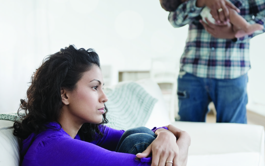 Do You Think You May Have Postpartum Depression?