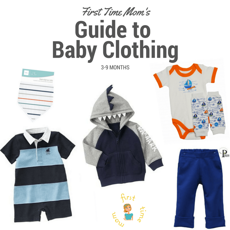 baby clothes 3-9 months