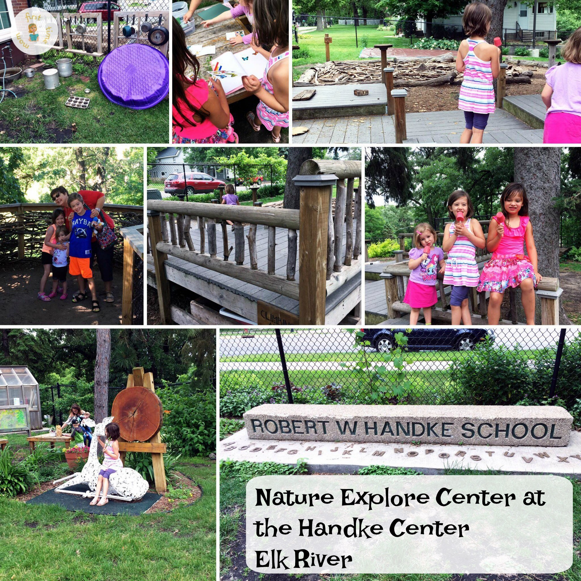 Nature Explore Center at the Handke Center