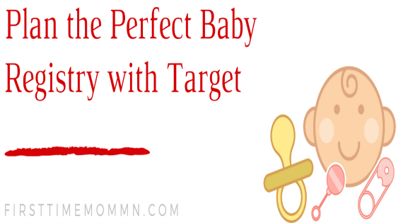 Plan the Perfect Baby Registry with Target