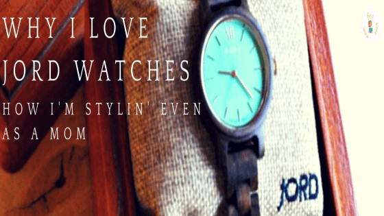 Stylin' Even as a Mom: Why I Love JORD Watches