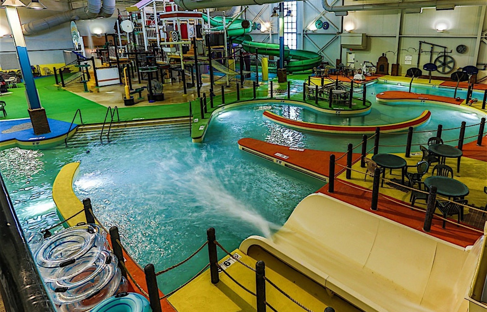 Grand Harbor Waterpark and Hotel Dubuque, IA