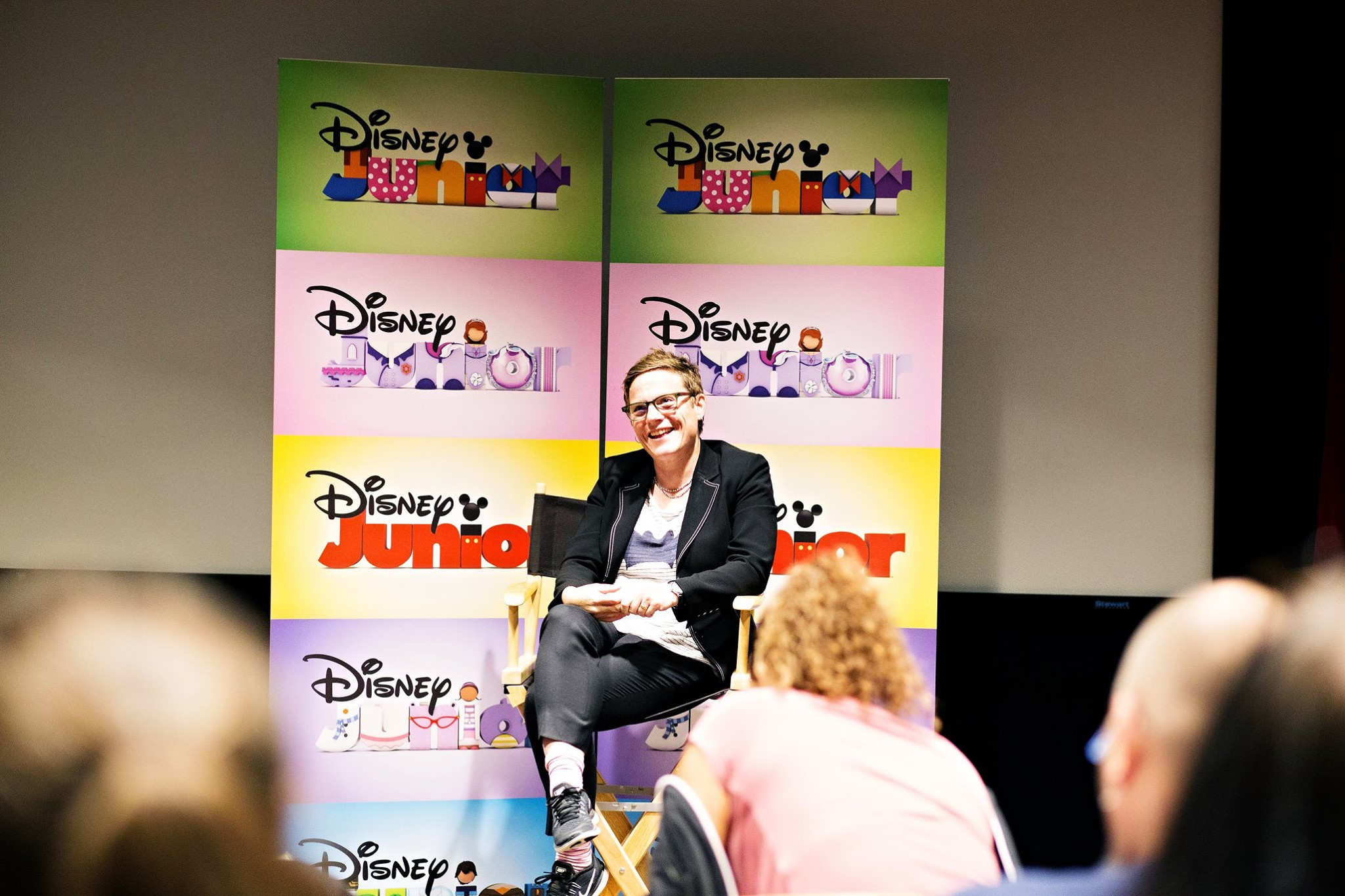 Interview with Chris Nee, Executive Producer of Vampirina on Disney Junior
