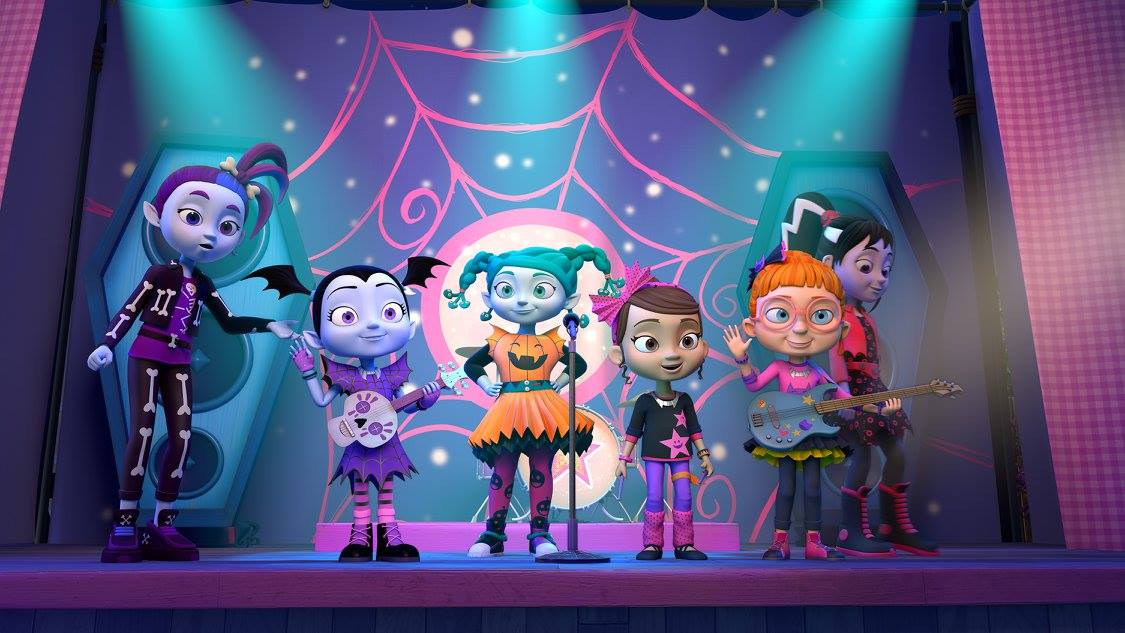 Vampirina Ghoul Girls