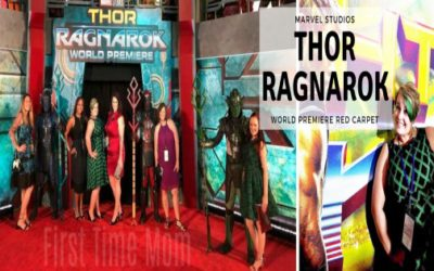 Third Time's a Charm: My THOR RAGNAROK World Premiere Red Carpet Experience
