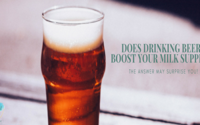 Does drinking beer boost your milk supply? The answer may surprise you!