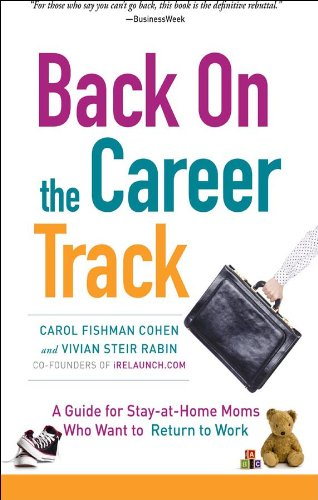 10 Books to Help Moms Prepare to go Back to Work