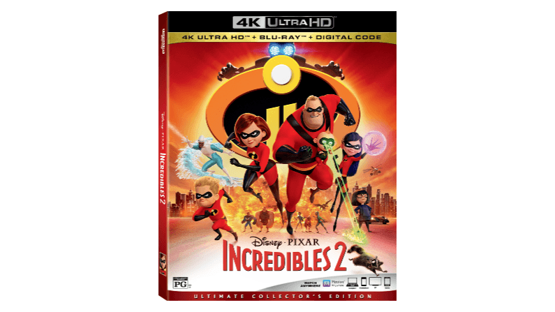 INCREDIBLES 2 Out on Bluray/DVD! Read this for some insider information and donuts. Yes, Incredible Donuts.