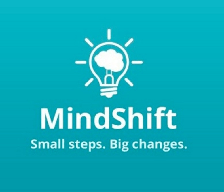 MindShift stress relieving apps.