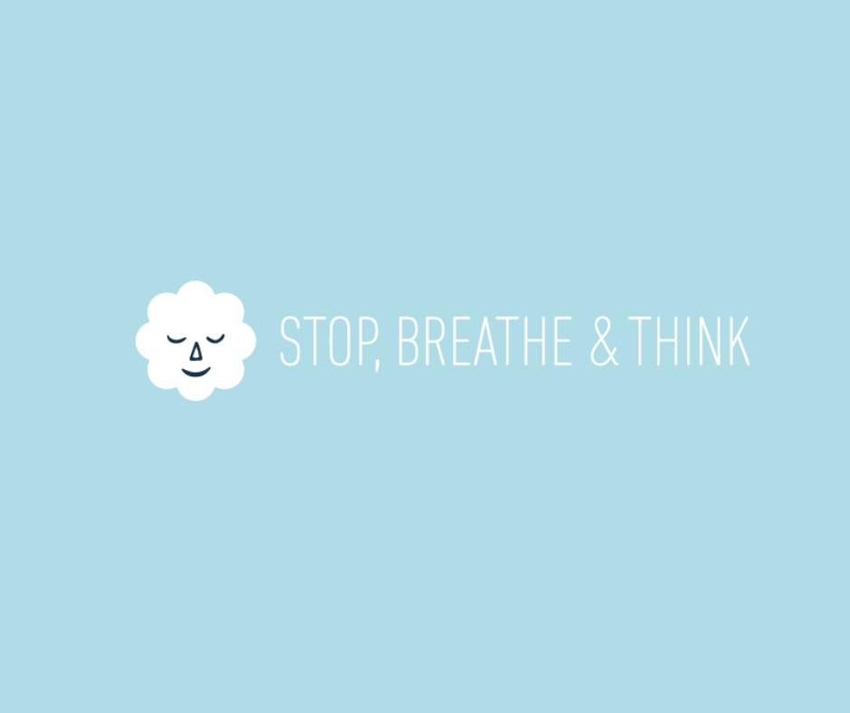 Stop Breath & Think anxiety reducing app