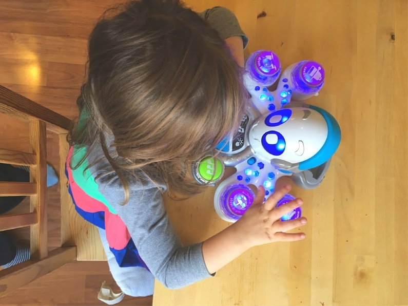 The Must-Have Toy this Holiday Season – Fisher Price's Think & Learn Rocktopus™