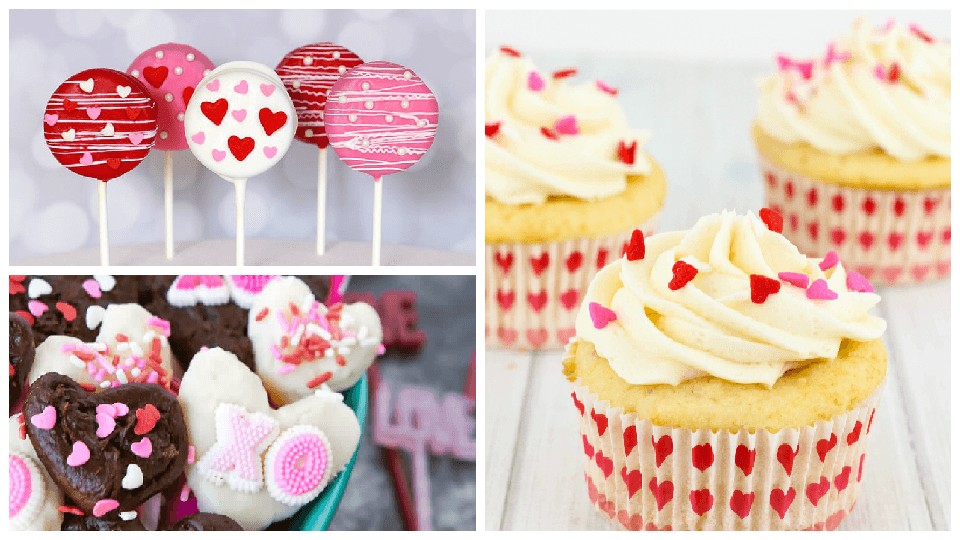 15 Delicious Treats for Valentine's Day