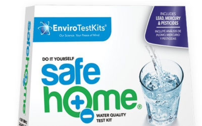 Get Proactive for Better Drinking Water with DIY Safe Home® Test Kits
