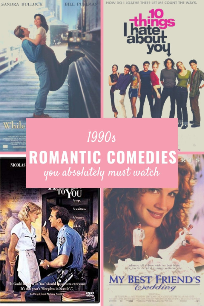 1990s romantic comedies you absolutely must watch. #movies #romantic #entertainment #comedy