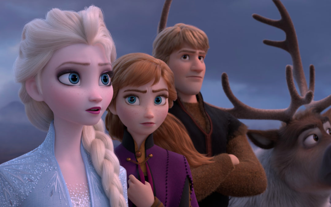 FROZEN 2 Official Teaser Trailer and Poster + Reactions