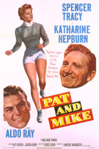 Pat and Mike movie poster
