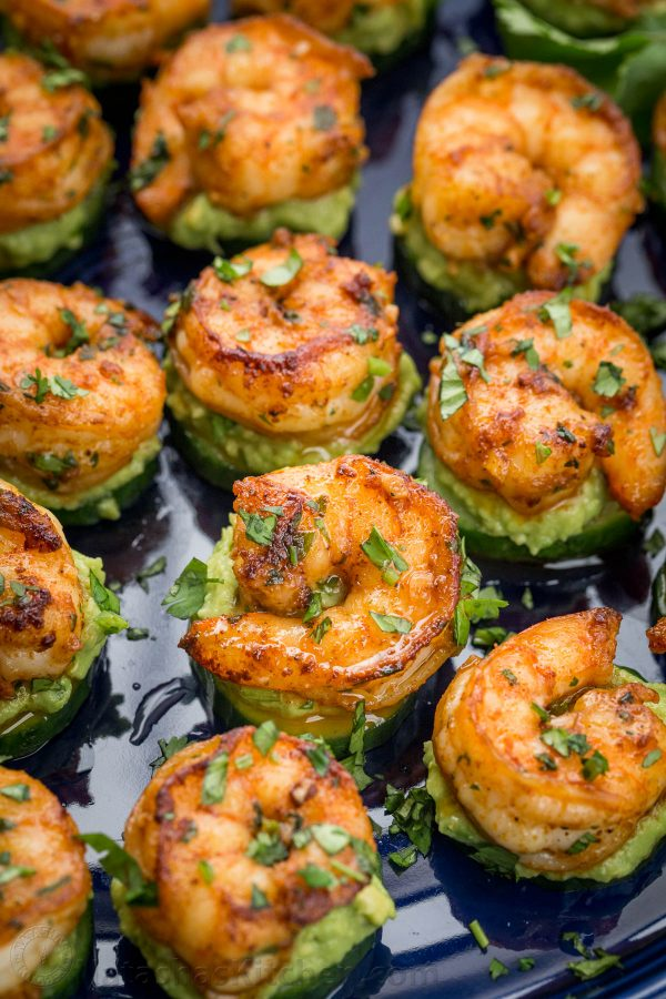 Shrimp Appetizers Low Carb Easter Apps