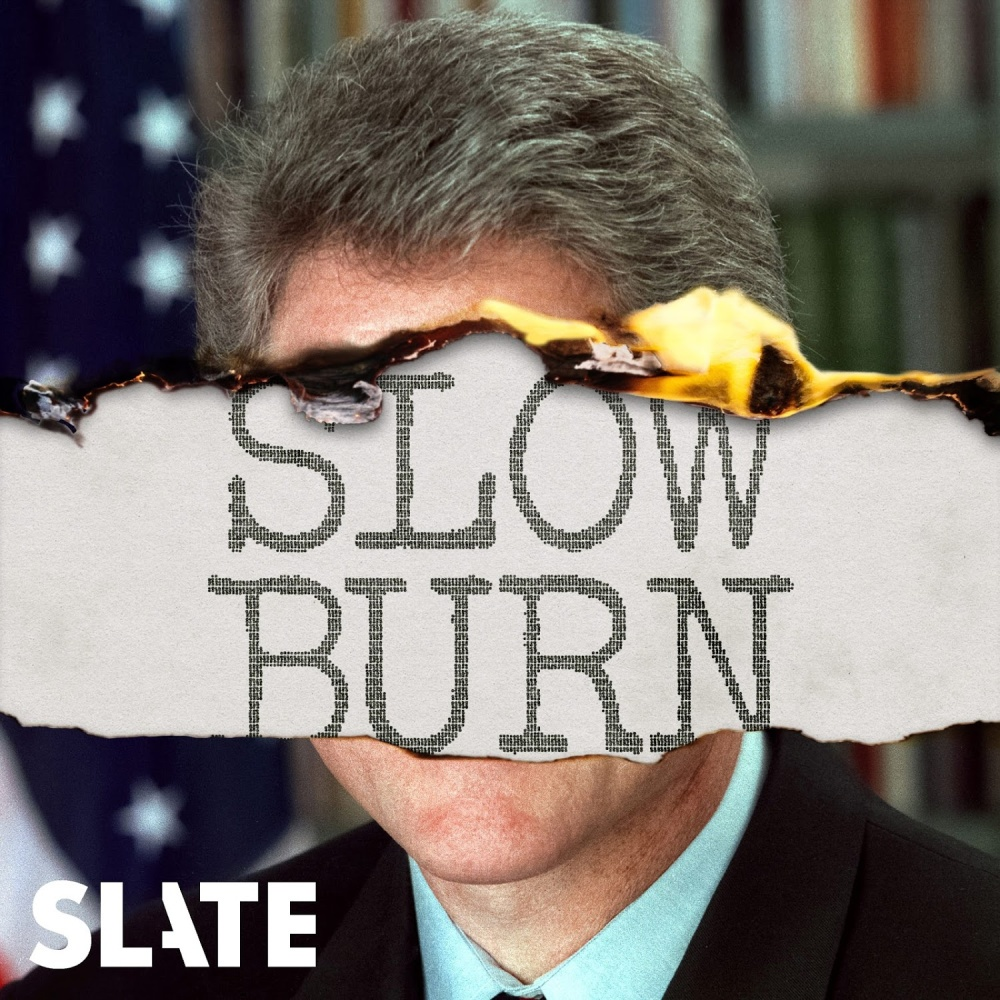 Slate Slow Burn Season Two logo