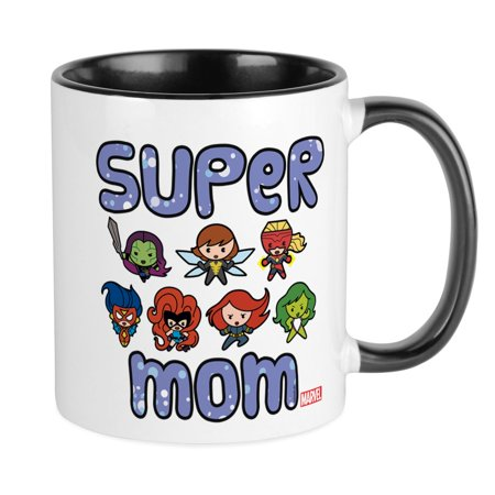Super Mom Marvel Coffee Mug