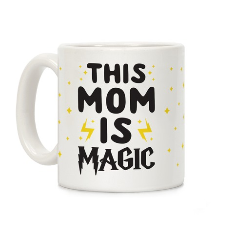 Harry Potter theme Mom Mug