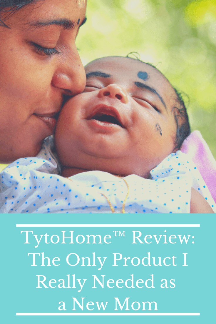TytoHome™ Review: The Only Product I Really Needed as a New Mom #babyregistry #baby #parent #mom #babyproducts