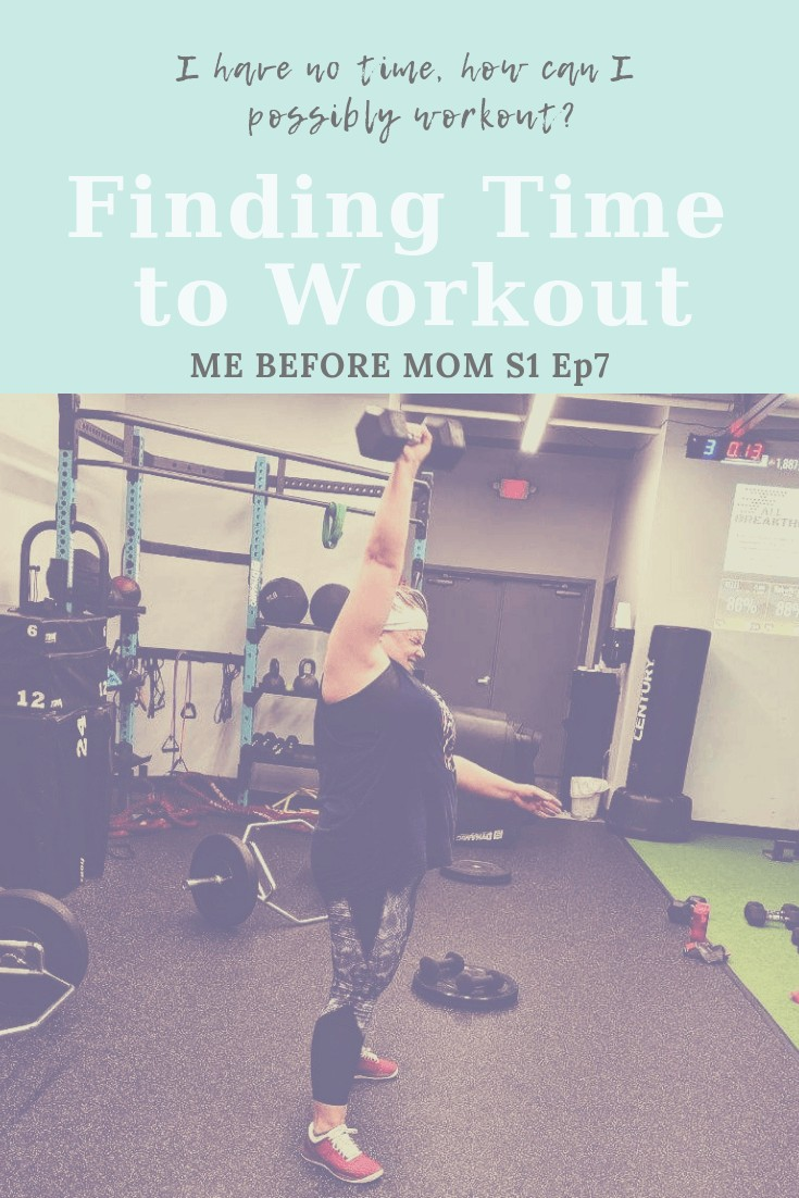 I'm already so busy how can I find time to workout? Tips on finding time to be active. #fitness #fitnesstips #mom #parenting