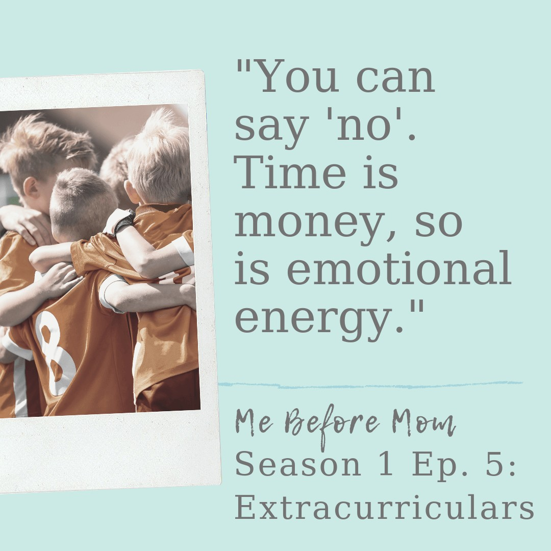 How do you know when your child is doing too much extracurricular activities? You can say 'no'. It doesn't make you a bad mother to protect your child's time and emotional energy. #parenting #sportsmom #dancemom #soccermom